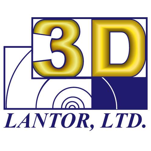 Lantor Ltd Logo 3D Lenticular
